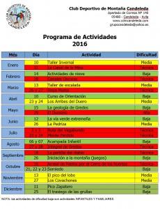 CalendarioDeActividades2016