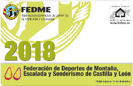 Licencia Federativa 2018