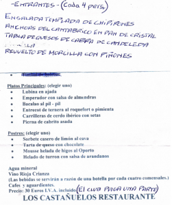 MenuCenaNavidad2014